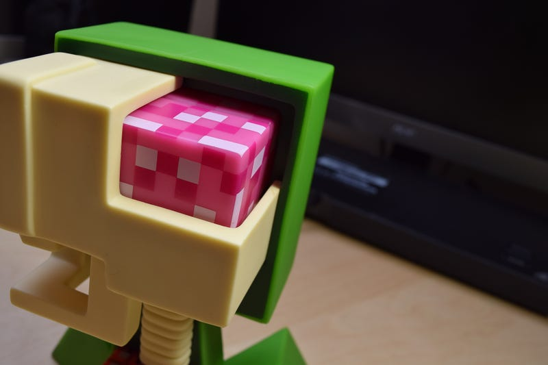 The Minecraft Creeper Anatomy Doll Answers So Many Questions