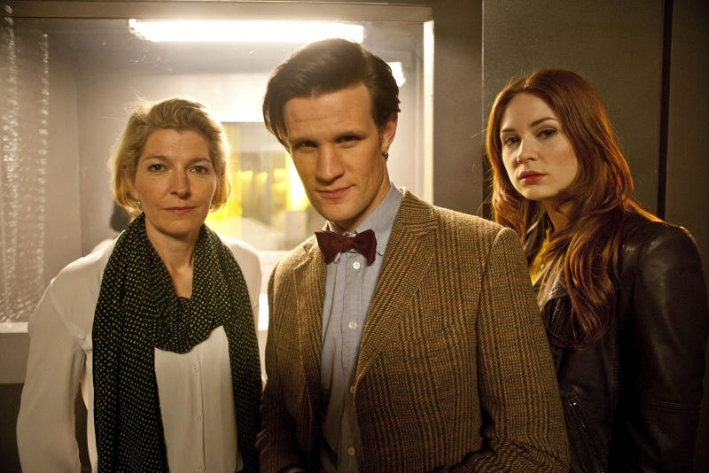 Doctor Who Power of Three Promo Images