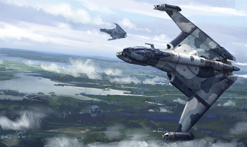 Do Future Fighter Jets Really Need Camo? | Kotaku UK