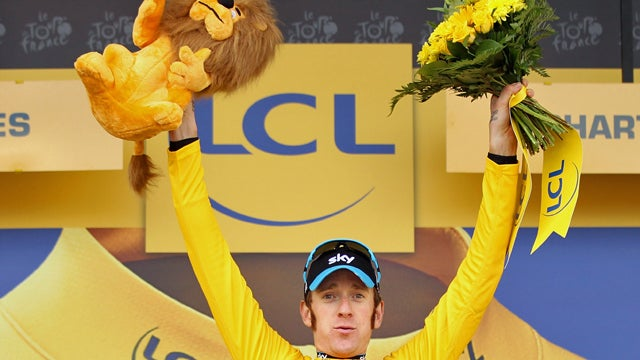 Man with Name Like Children's Book Character Wins Tour de France, Must Immediately Compete in Olympics