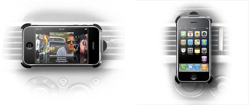 DLO VentMount iPhone Car Holder is Practical, Convenient
