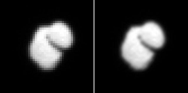 """Here's Our Best Look Yet At Rosetta's """"Rubber Ducky"""" Comet"""