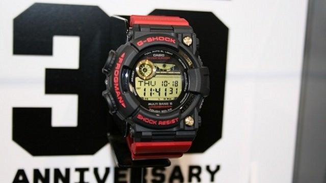 This Tempered Titanium G-Shock Celebrates 30 Years of Tough Casios