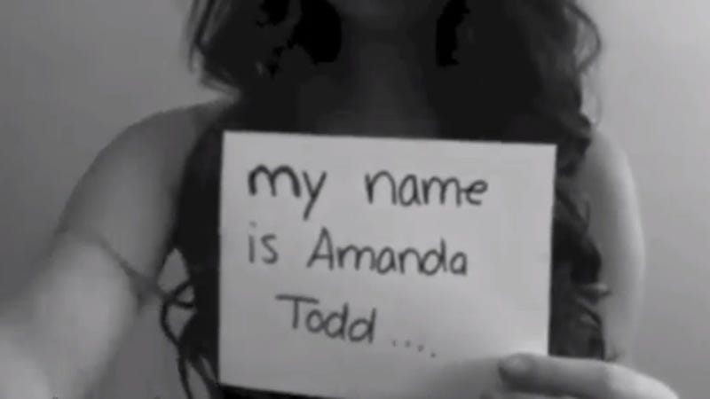 Amanda Todd's Mother Plans To Educate Other Parents On Cyber-Bullying