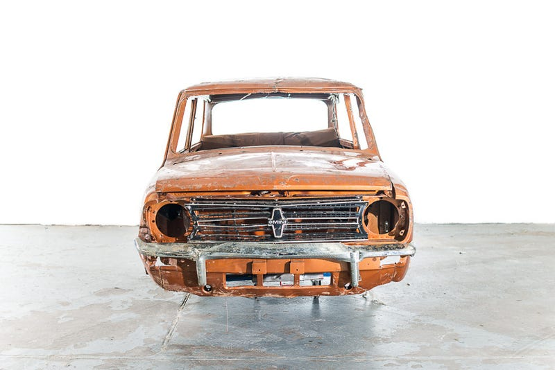 How Much Would You Pay For A Secret Mini Found In A Dead Factory?