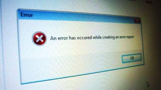 More Windows Errors Take Over the World, Prepare Ground for Alien Invasion