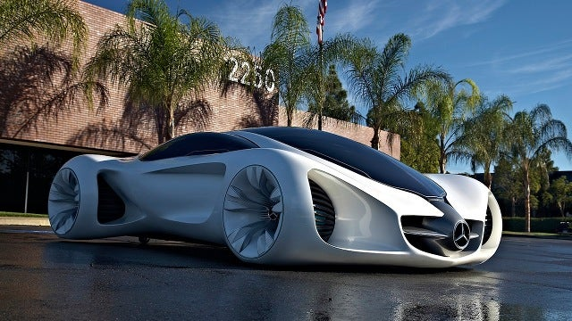 Ten automotive visions of the future that'll never happen