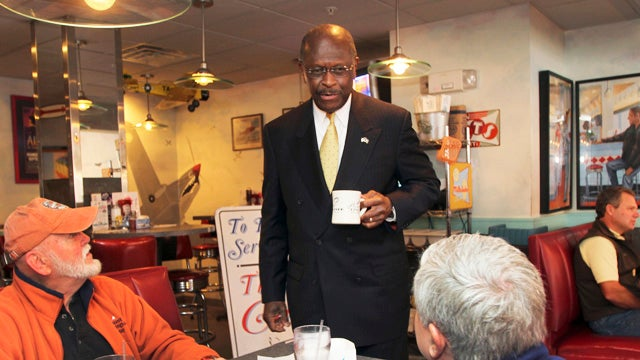Herman Cain Stops Showing Up at Places with Video Cameras