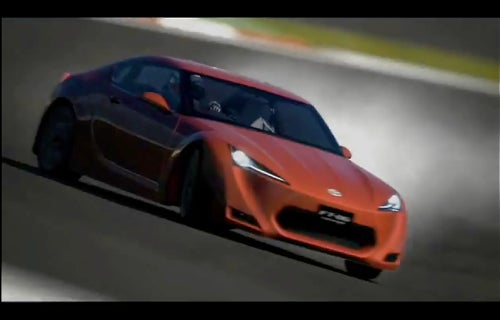 VIDEO: Toyota FT-86 Concept Goes Sideways In Gran Turismo