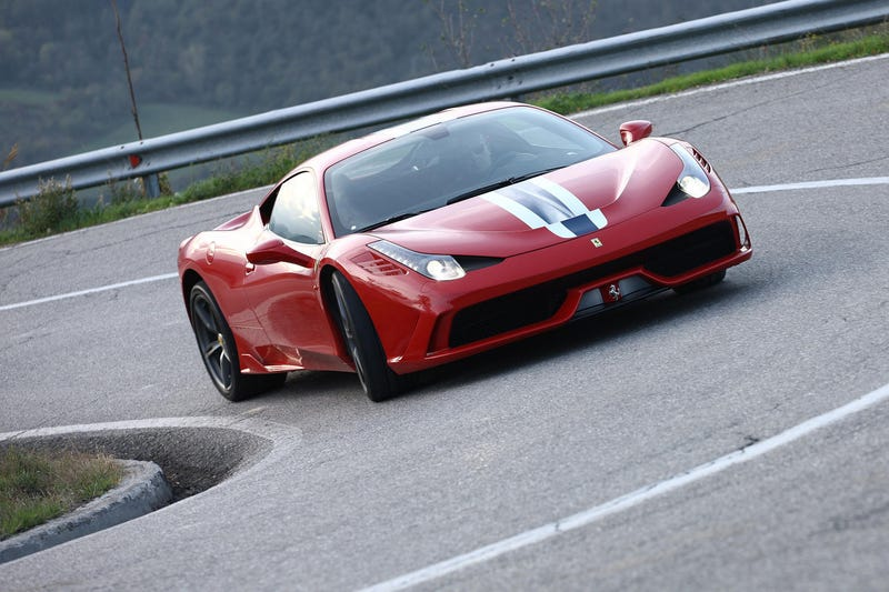 Ferrari 458 Speciale And SRT Viper TA: The Wallpapers