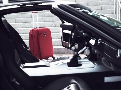 Samsonite Takes Cue From Auto Industry For Luggage Design