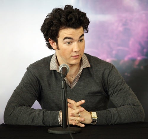 Kevin Jonas Can't Believe You Just Asked Him _______