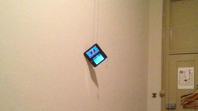 Hanged 3DS Either Needed A Charge Or Stole A Horse