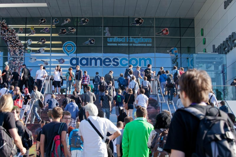 This is Gamescom