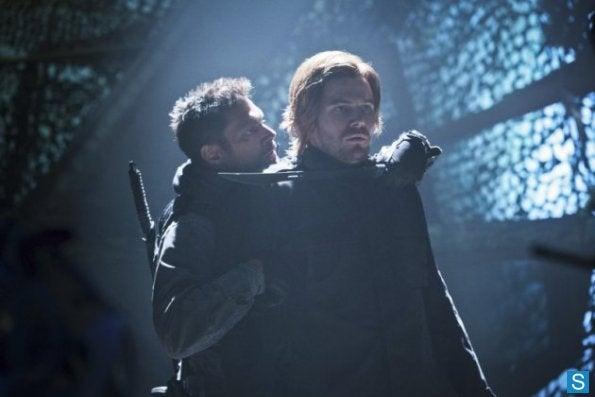 Arrow Episode 1.13 Promo Photots