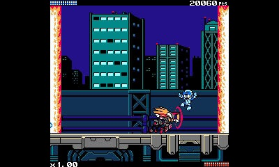 Might Gunvolt Will Be Available For Free To Gunvolt Purchase
