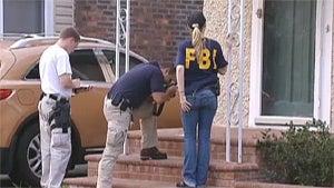 FBI Raids New York Homes in Anonymous Investigation