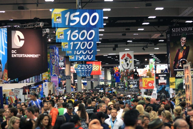 Here's Why Comic Con 2014 Was Actually Great For Comics