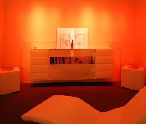 Skloib's White Box Cube Is Secret Living-Room Transformer