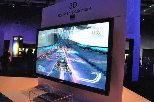 Sony Backs Down On 3D Gaming Timeline