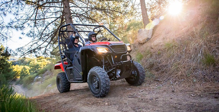 Honda Just Made The First ATV With Paddle Shifters