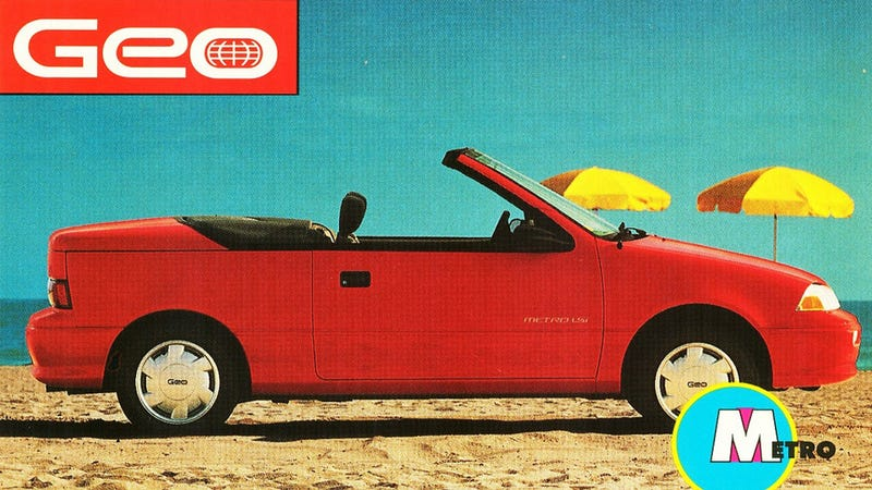 The Ten Worst Convertibles Ever Made