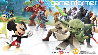 Of Course <i>Star Wars </i>Is Coming To<i> Disney Infinity 3.0</i>