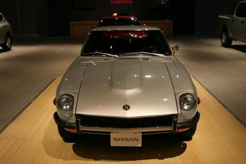 Nissan 370Z 40th Anniversary Display