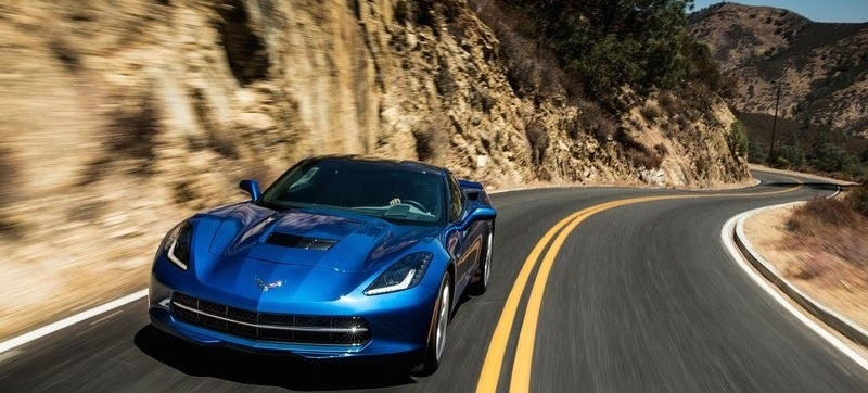 2015 Corvette Will Have Eight Speed Auto, Trade In Your 2014 Now