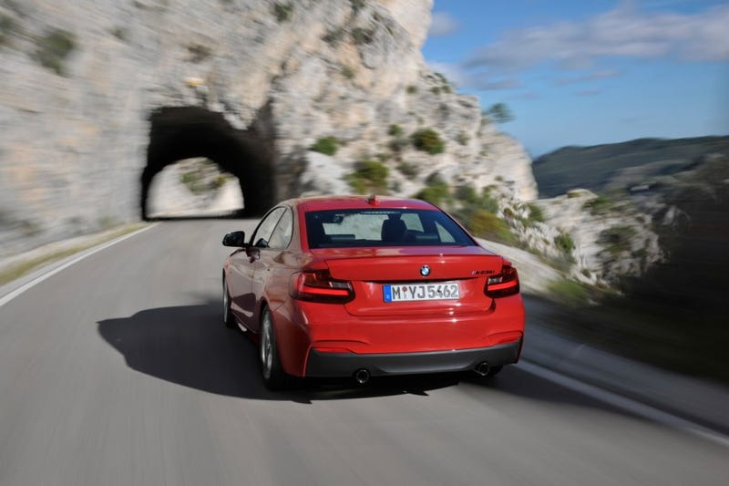 2014 BMW M235i: This Is All Of It