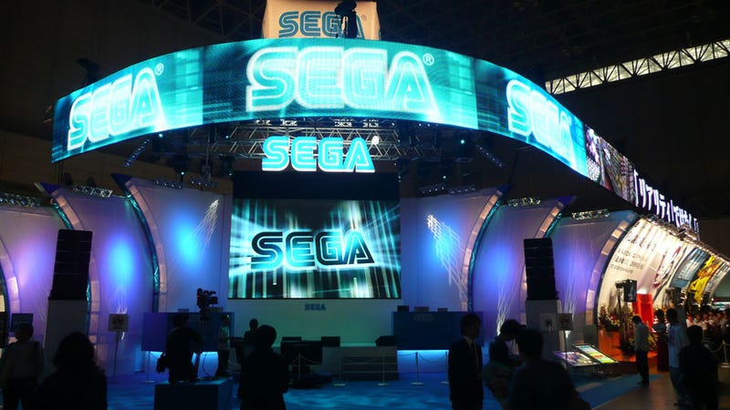 Booth Showcase: Yes, Sega Were At TGS