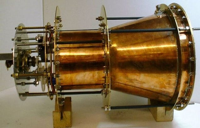 """NASA confirma que un nuevo propulsor """"imposible"""" funciona de verdad"""