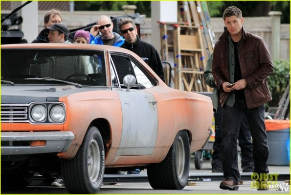 New Supernatural Set Images