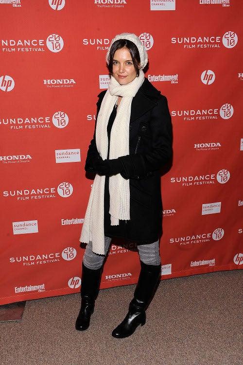 Fur, Freezing And Franco: The Stars Take Sundance Film Festival
