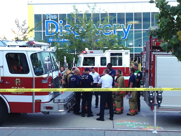 Eight Children Suffer Burns From Botched Tornado Demo at Reno Museum