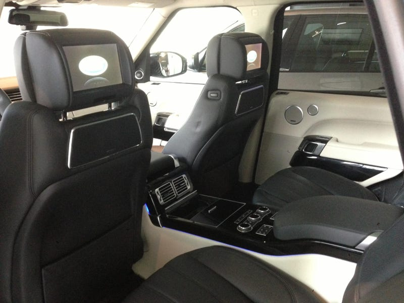 Up Close & Personal With The Most Meta Range Rover