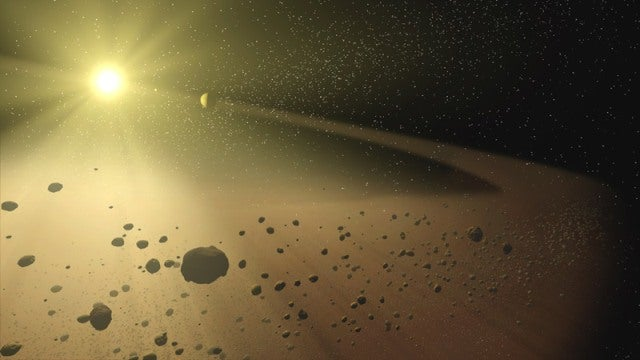 Should Earth get demoted from planet status just like Pluto?