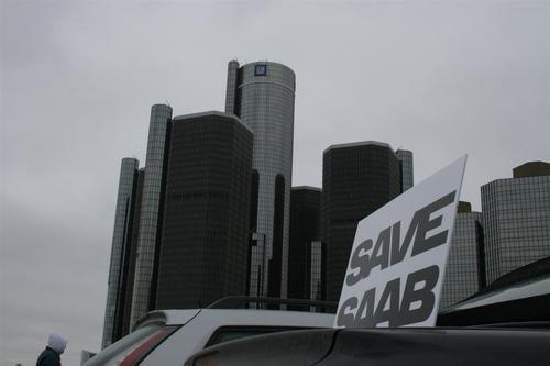 Save Saab Rally