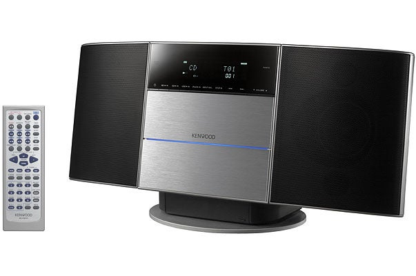 Kenwood's Audio System is USB-Compatible, Skinny