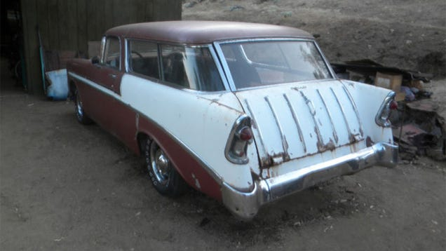 Craigslist 1956 Chevy Project Cars For Sale In N C | Autos ...