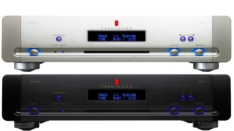 This Impeccably Accurate CD Player Scans Your Disc Multiple Times for Errors