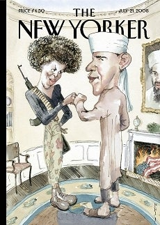 Reader Response: We Are All Racist For Not Hating that 'New Yorker' Cover