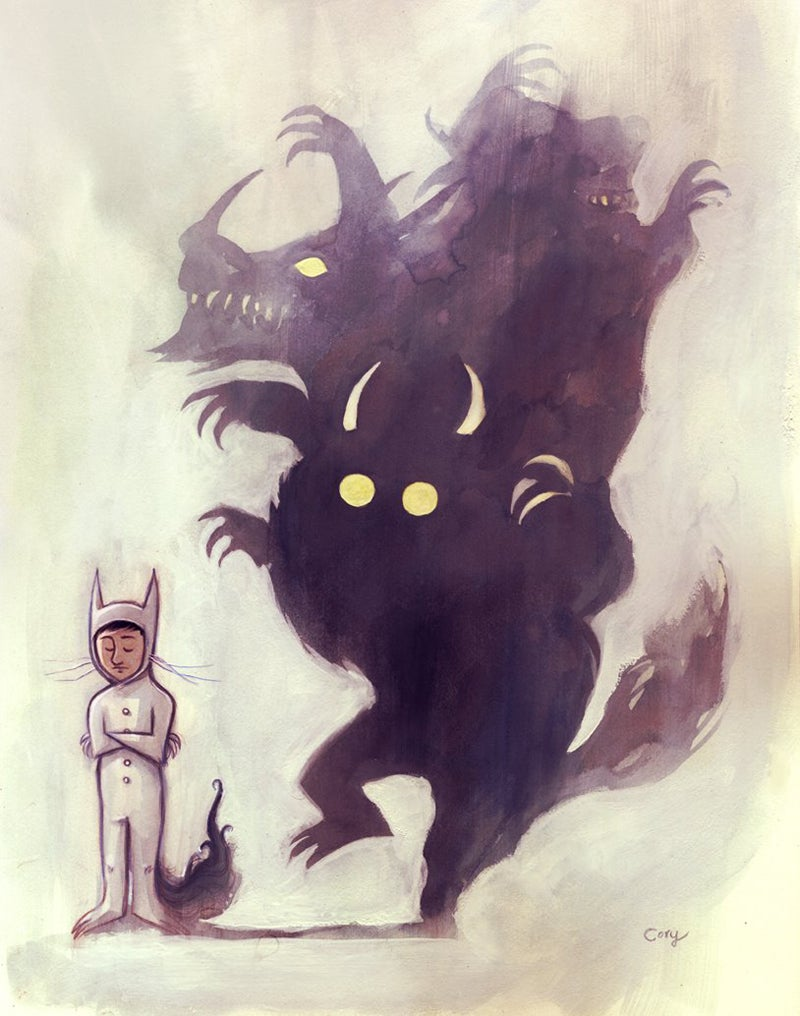 """Concept Designs We Want to See In The """"Where the Wild Things Are"""" Movie"""