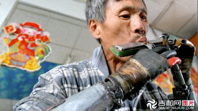 Chinese Farmer Is Both Luke Skywalker and Iron Man