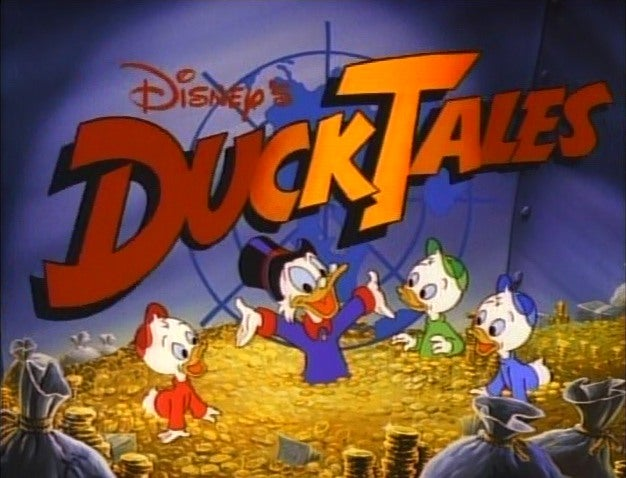 Saturday Morning Slow Jams (on a Sunday) - DuckTales