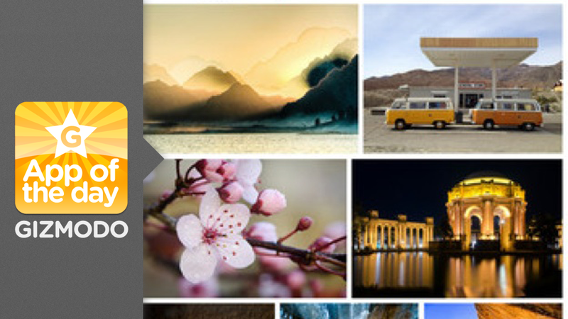 Flickr: A Photo App That's Far Past Fashionably Late