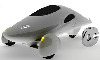 330 MPG Concept Vehicle