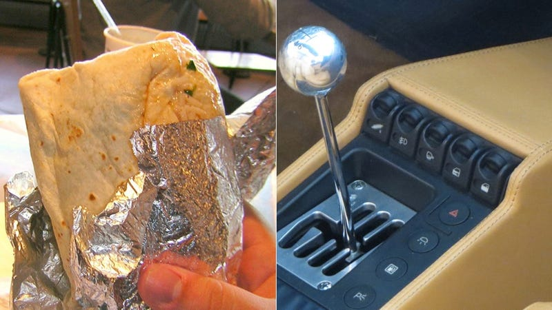 Can You Have A Manual And Eat Your Burrito Too?
