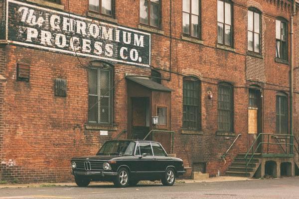 Found on Craigslist: 1973 BMW 2002