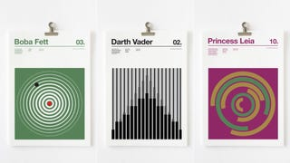 Can You Guess The Hidden Meanings of These Minimalist <i>Star Wars </i>Posters?